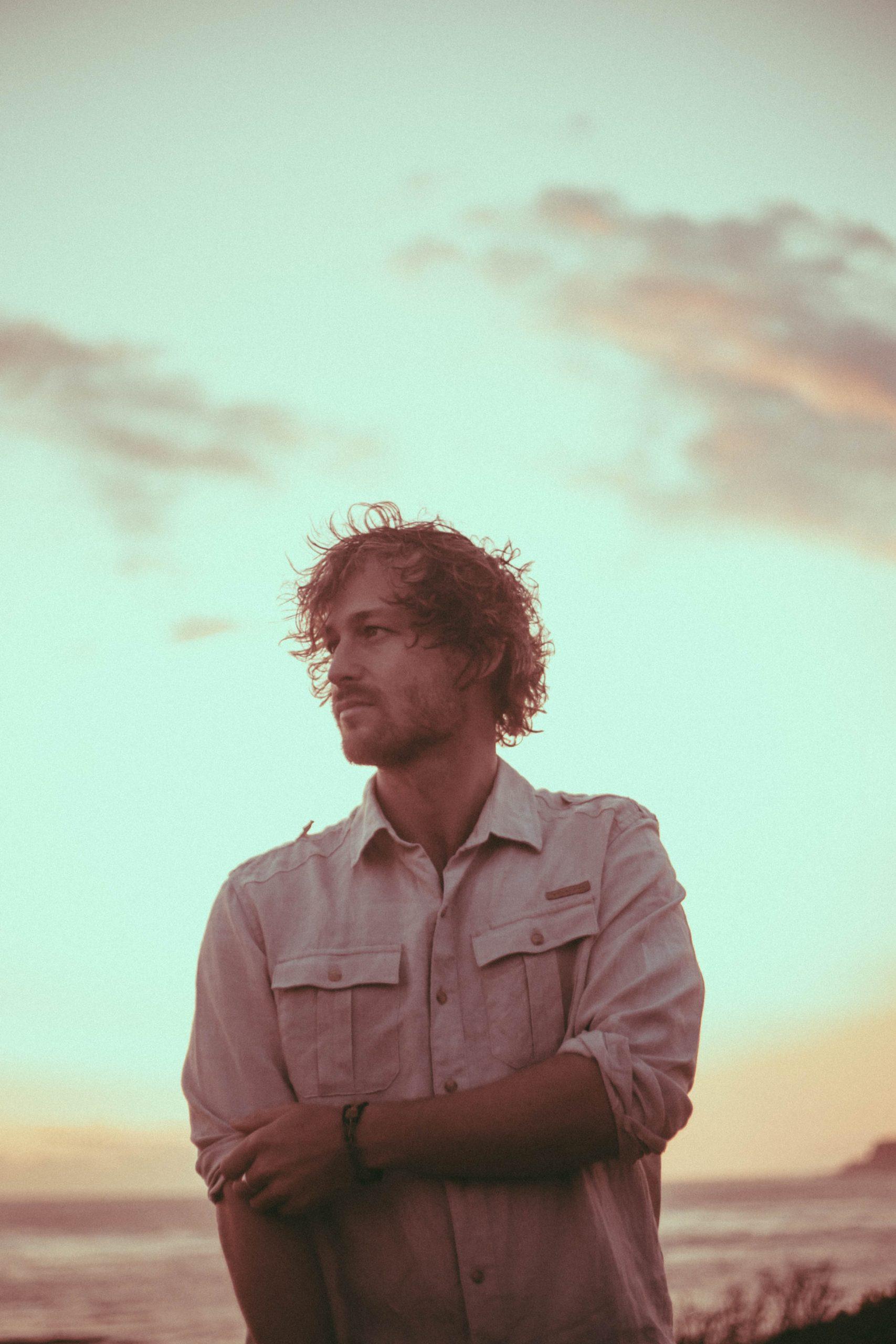 Singer/songwriter Harrison Storm